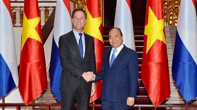 Vietnam, Netherlands agree to lift ties to strategic partnership