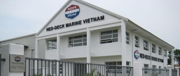 Ned-deck Marine