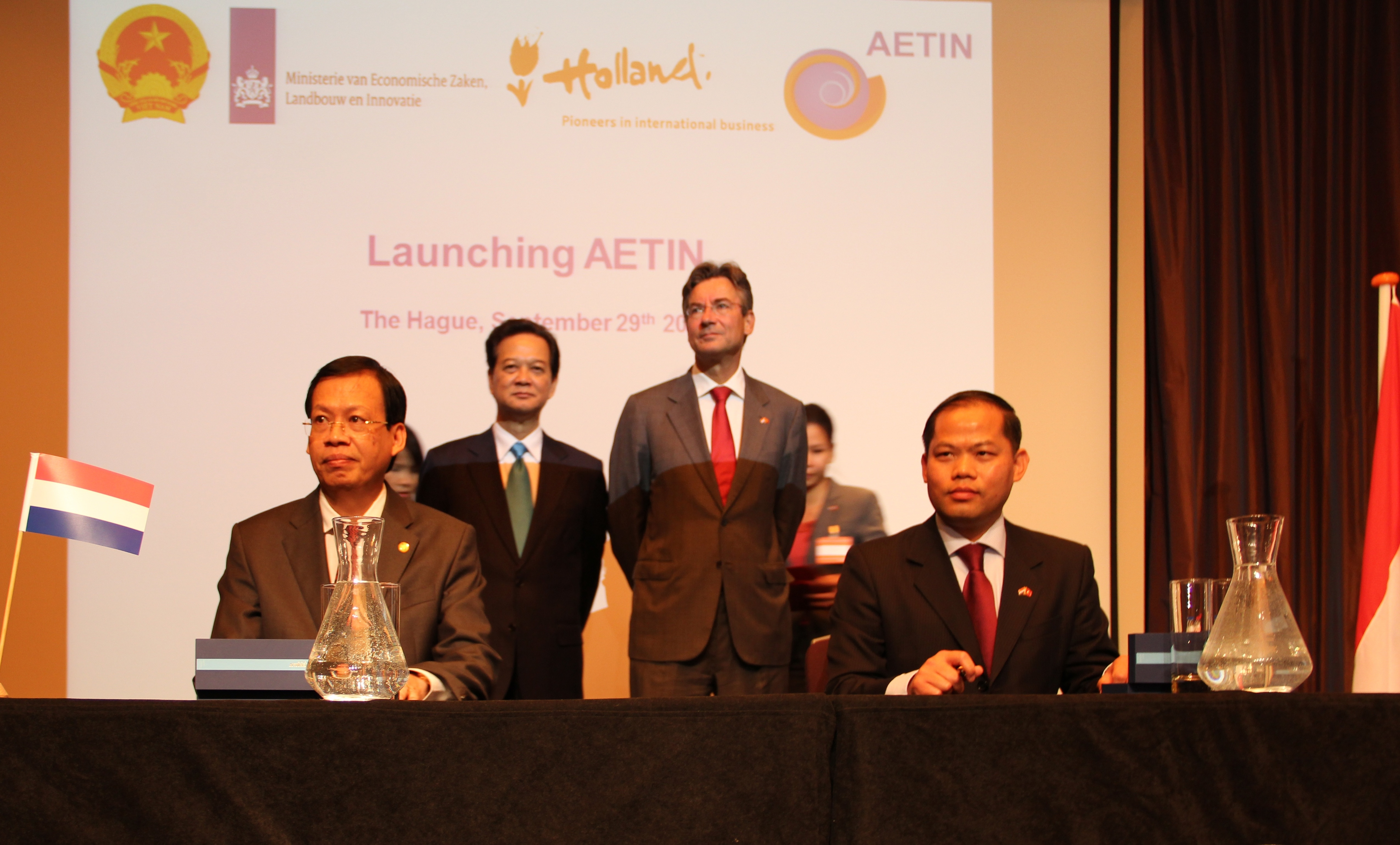 launching aetin 2011