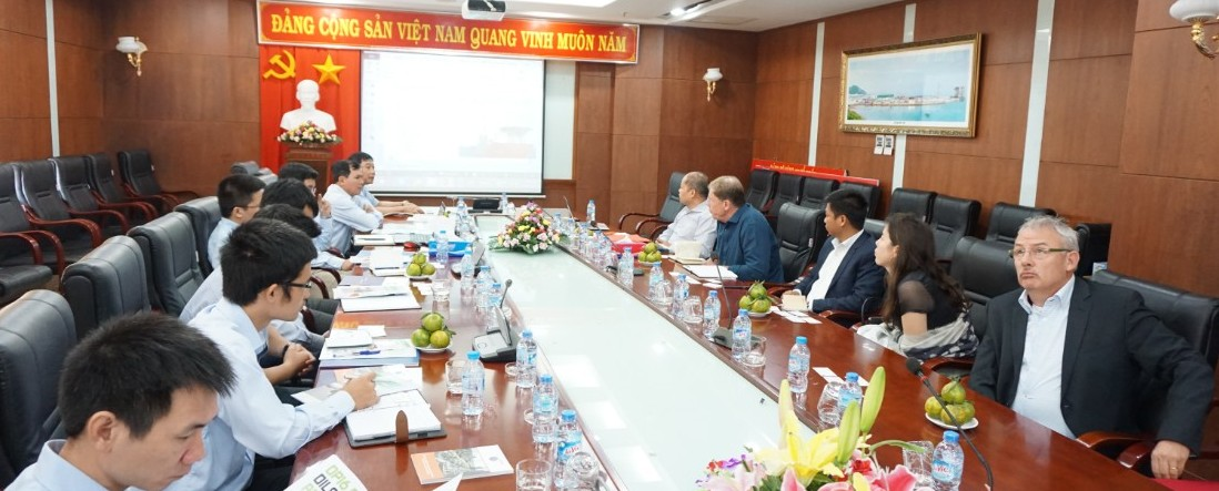 AETIN trade Mission, October 2015